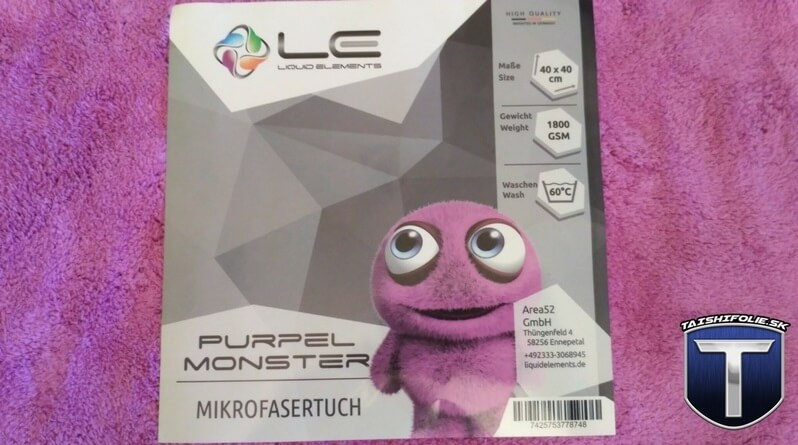 Purple-monster-Liquid-Elements-mikrovlakno-TaishiFolie