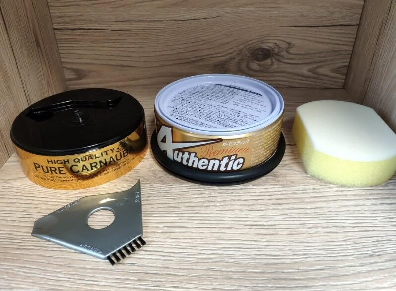 Balenie karnaubského vosku High Quality Pure Carnauba Authentic Soft99