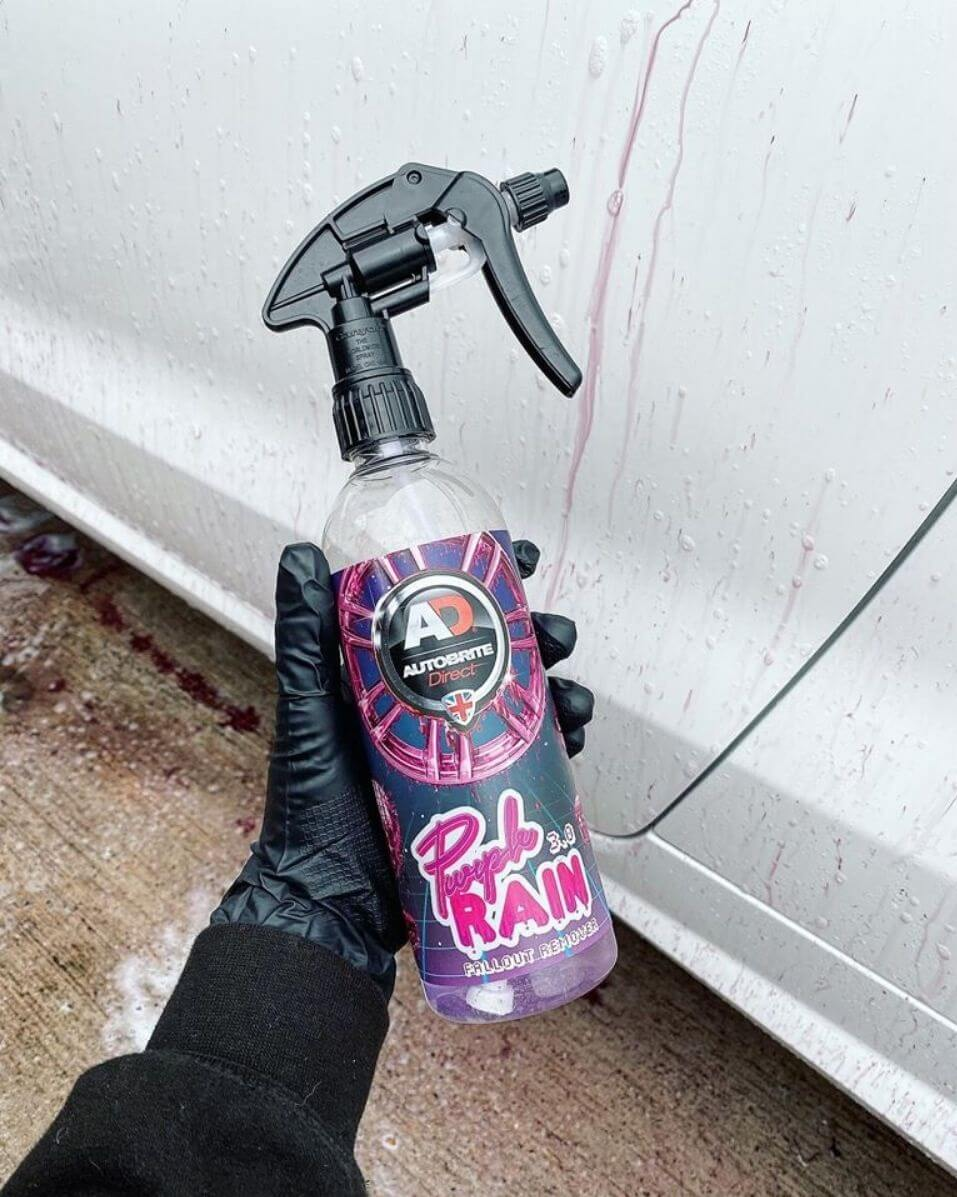 purple rain Autobrite Direct odstraňovač vzdušnej hrdze