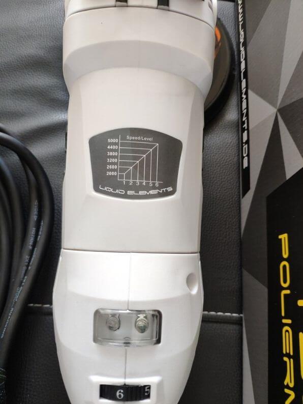 led diódy ukazovateľ optimálneho tlaku T5000 LE, otáčky