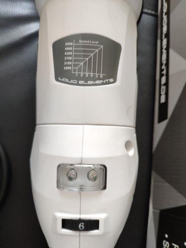 diódy optimálneho tlaku T2500 LE