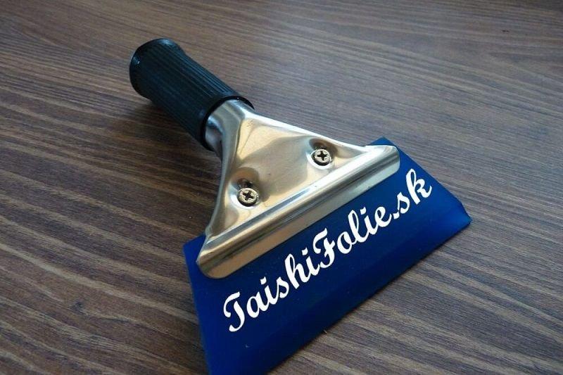 Vymenitelna gumena stierka s ruckou Taishifolie