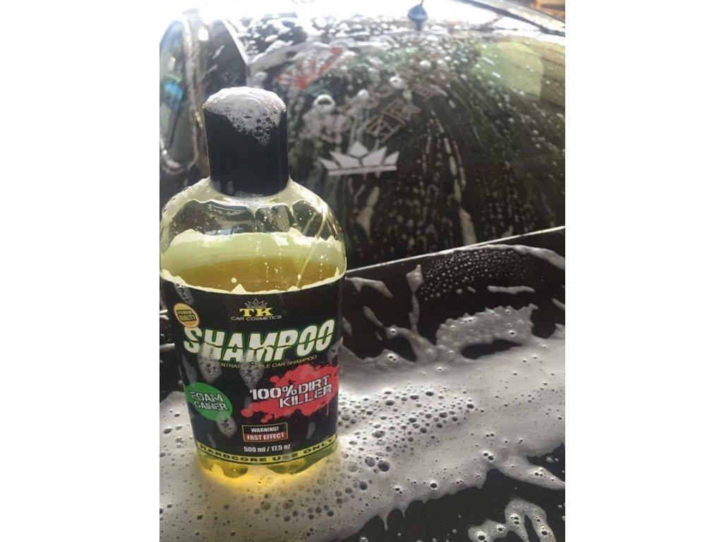 Car Shampoo autosampon TK ph neutralny Taishifolie