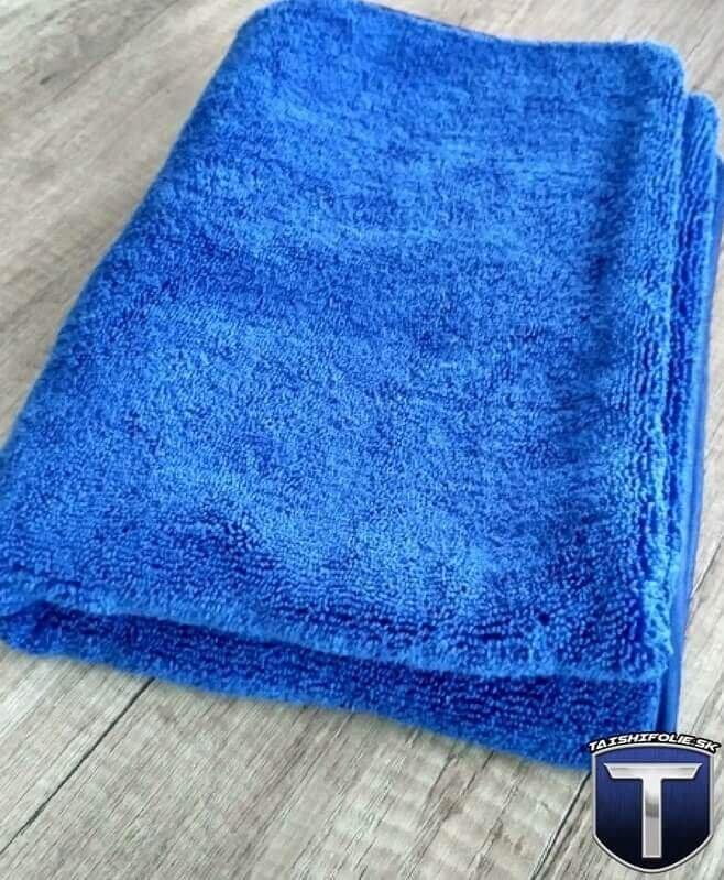Susiaci uterak z mikrovlakna na auto TK large fluffer TaishiFolie