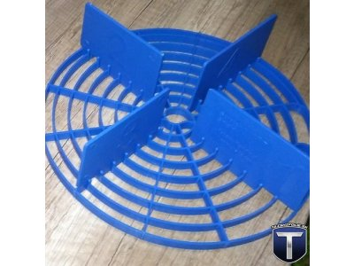 Modre sitko do vedra Scratch Shield TaishiFolie