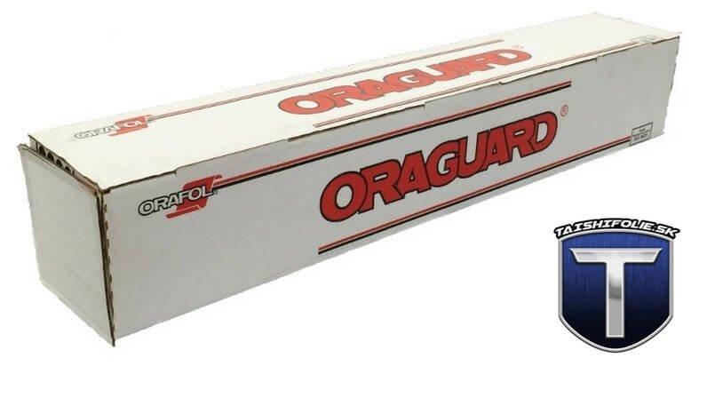 Priesvitna ochrana proti kamienkom oracal oraguard 270 TaishiFolie
