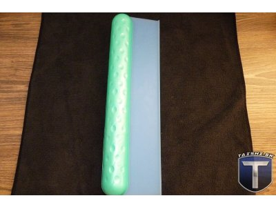 Zelena silikonova stierka Taishifolie