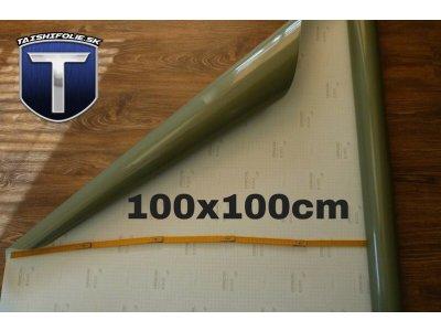 Oracal 100x100cm 074 slabo cierna folia na svetla TaishiFolie