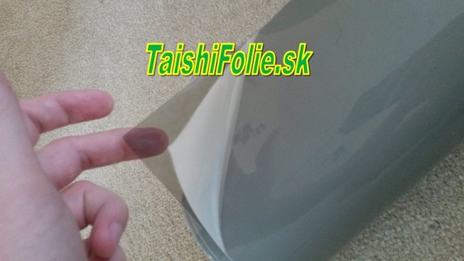 slabo cierna folia na svetla oracal 8300 odtien 074 TaishiFolie