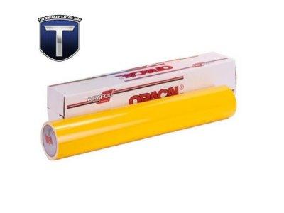 Oracal 8300 zlta folia na svetla rolka TaishiFolie