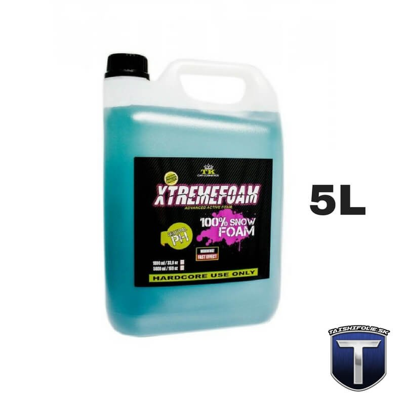aktivna pena ph neutralna 5L tk xtream foam Taishifolie