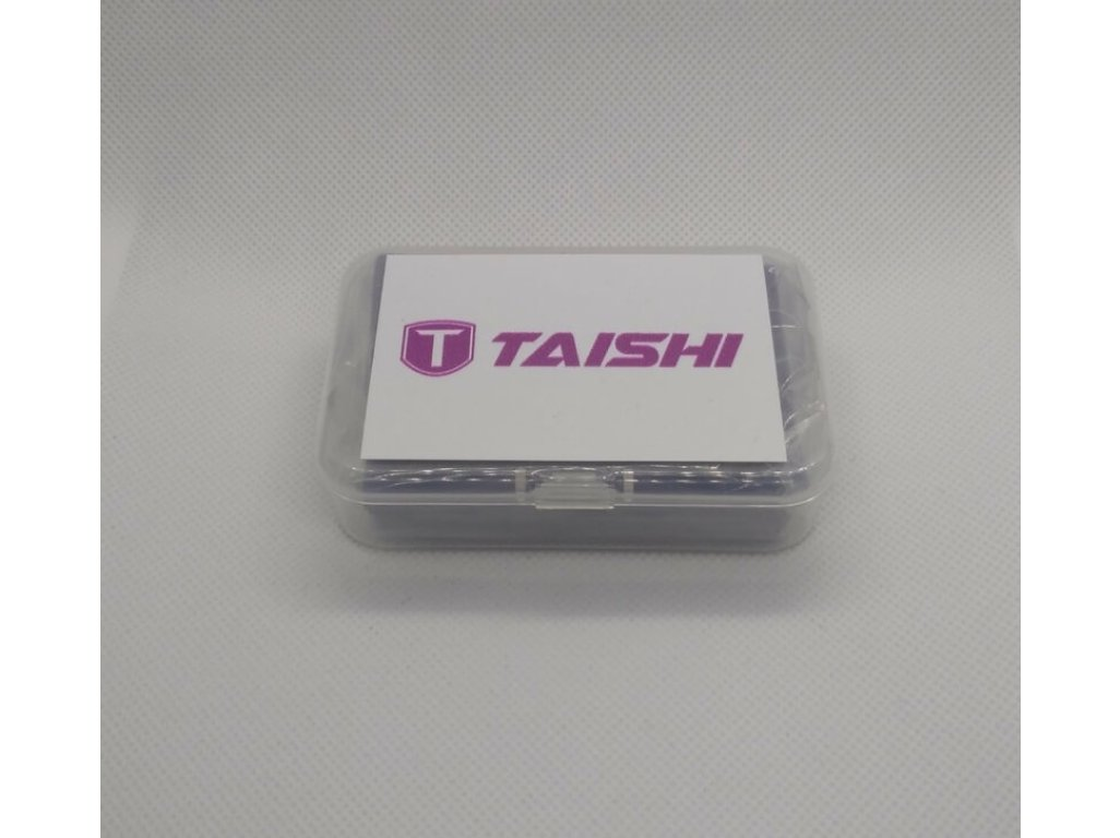 Fialový stredný clay - Medium Clay Bar Taishi 100g