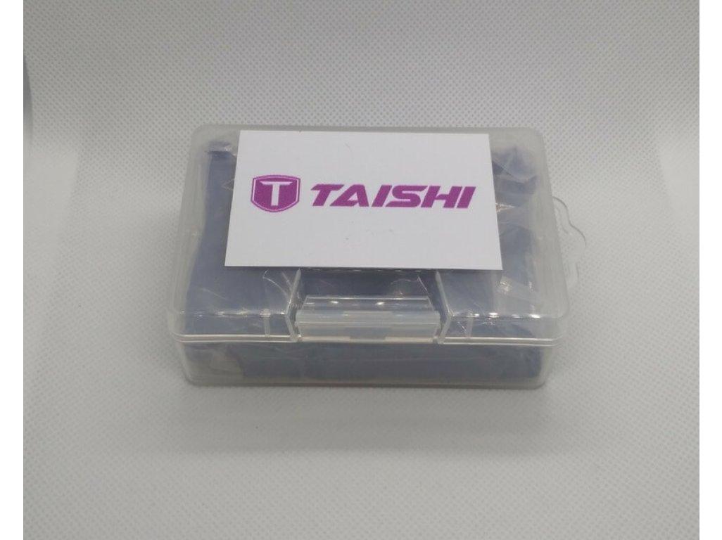 Fialový stredný clay - Medium Clay Bar Taishi 200g