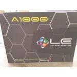 Mini AKU leštička Liquid Elements A1000 + pady + taška