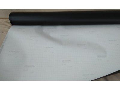 Čierna 070 matná fólia Oracal 641 kód 100x100cm