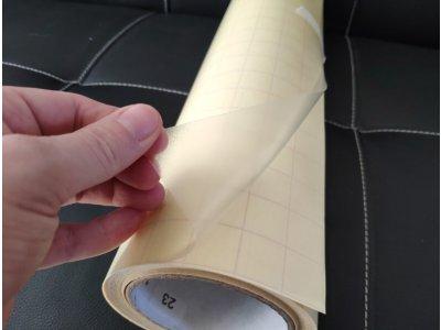 Plastová prenosná fólia 50x500cm