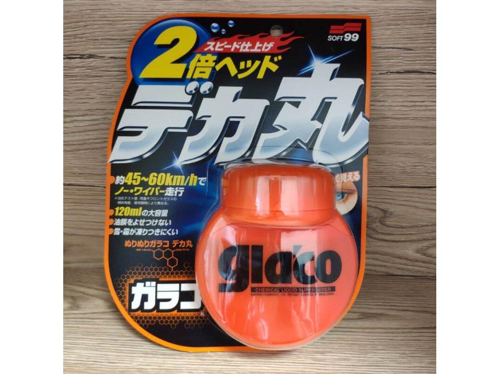 Tekuté stierače Glaco Roll On Large Soft99