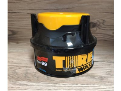 Tvrdý vosk na pneu Tire Black Wax Soft99