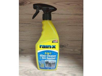 Čistič skiel a tekuté stierače 2in1 Rain Repellent Glass Cleaner Rain X