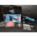 Orbitálna leštička 9mm DAS-6 Dual Action V2 + 75mm unášač + taška