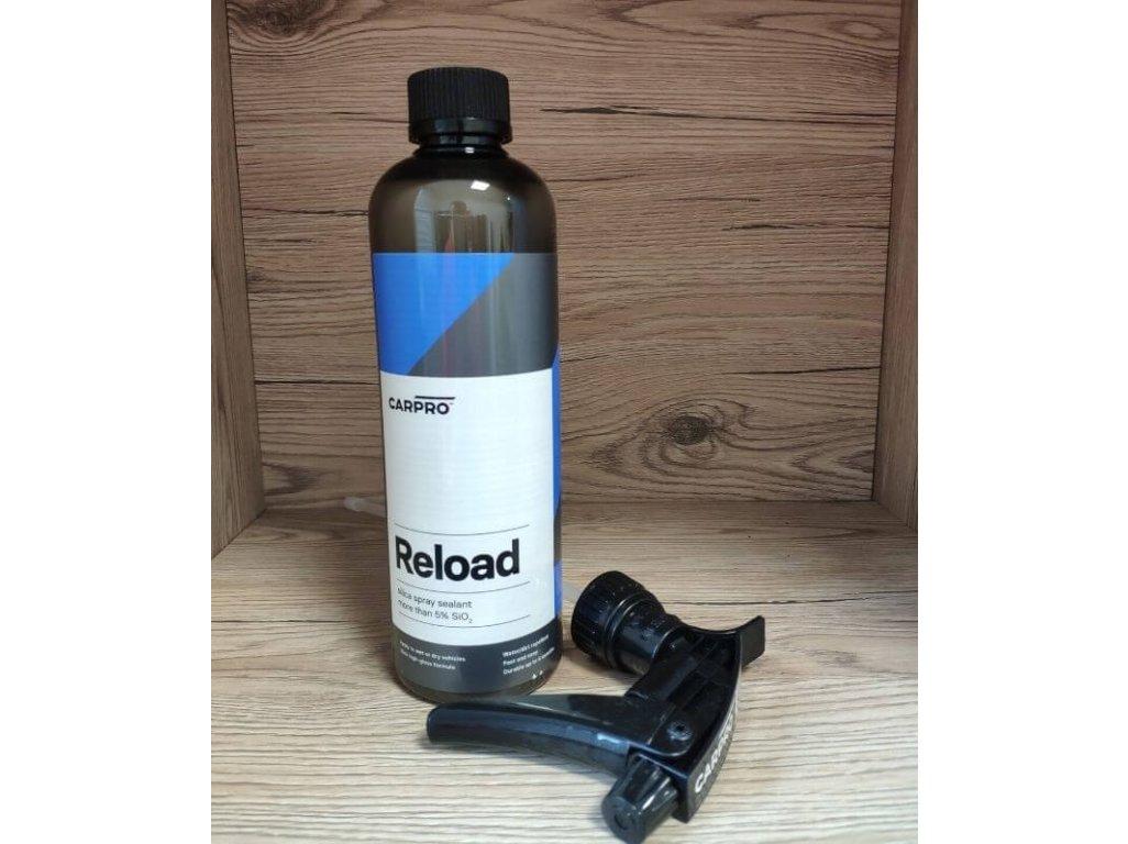 Keramický sealant CarPro Reload 500ml + rozprašovač