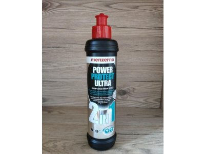 Dokončovacia leštiaca pasta s voskom 250ml Power Protect Ultra 2in1 Menzerna