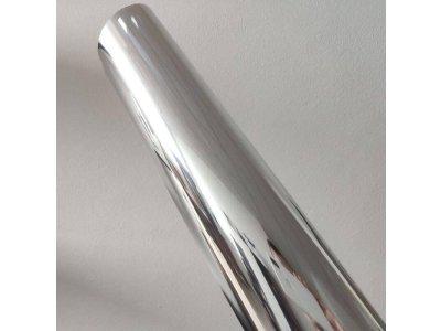 Zrkadlová fólia na okná Silver 15% interiérová 0,5x3m