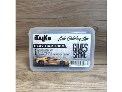 Mäkký clay bar 200g Italko