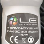 Rotačná leštička Liquid Elements Terminator System v2