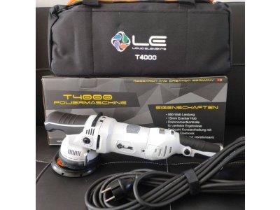Orbitálna leštička 15mm Liquid Elements T4000 v2 + Taška