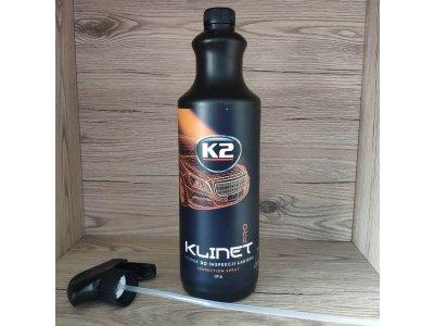 Odmastňovač laku T6 Klinet PRO K2 1l + rozprašovač čierny