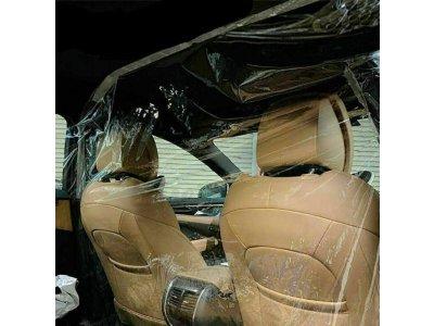 Ochranná fólia pre Taxi 140x200cm