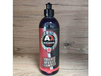 Autošampón Ceramic Infused Shampoo 500ml Autobrite Direct