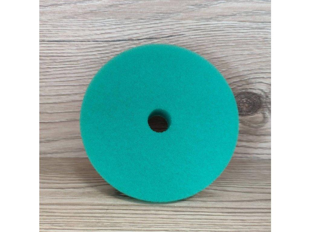 Stredne tvrdý zelený pad Medium Green 80/100mm Rupes