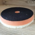 Vlnový Yeti Wool pad 125mm Liquid Elements