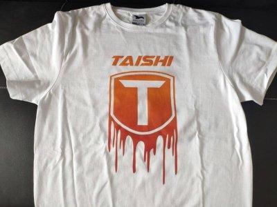 Pánske Tričko Taishi Leak Orange