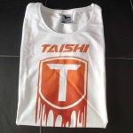 Dámske tričko Taishi Leak Orange
