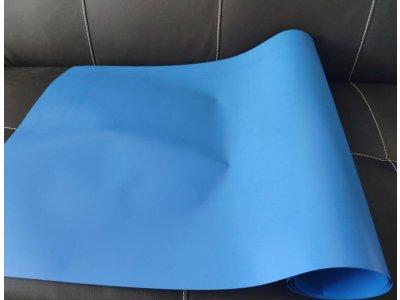 Kráľovská modrá nažehľovacia fólia 50cm Poli-flex Premium
