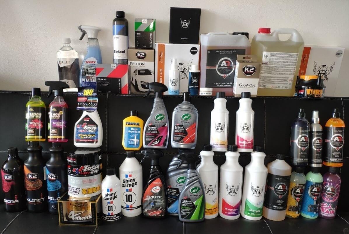 Akú značku autokozmetiky si vybrať?