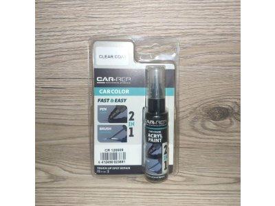 Priesvitný opravný lak korekčné pero a štetec 12ml Touch-up Spot Repair CAR-REP