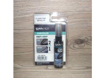 Priesvitný metalický opravný lak korekčné pero a štetec 12ml Touch-up Spot Repair CAR-REP