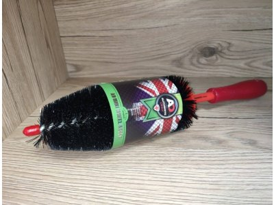 Malá kefa na disky Mini Spoke Wheel Brush Autobrite Direct