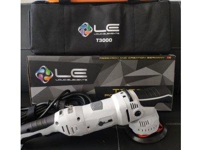 Orbitálna leštička 10mm Liquid Elements T3000 V3 s taškou