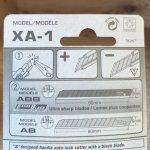 Rezací nôž OLFA XA-1