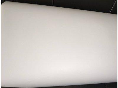 Biela 010 matná fólia Oracal 641 100x100cm