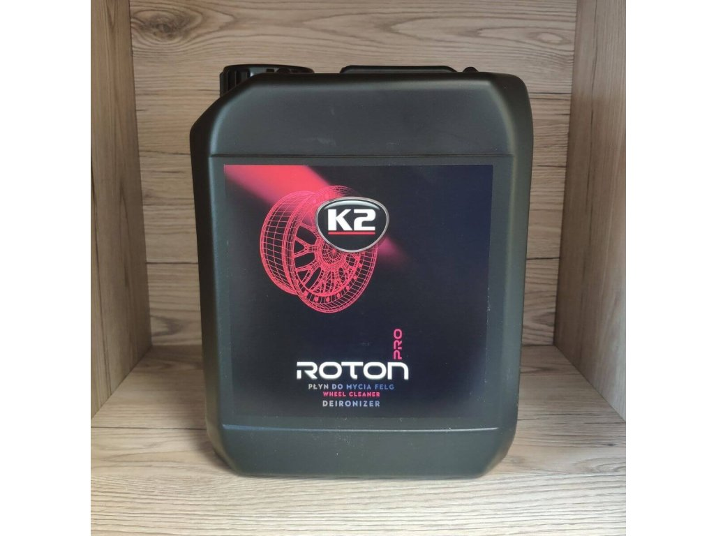 Čistič diskov pH neutrálny 5L Roton PRO K2