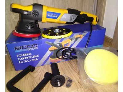 Orbitálna leštička 21mm Sicco Tools BLR 150