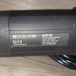 Orbitálna mini leštička 75mm Evoxa HDP10 + 125mm unášač