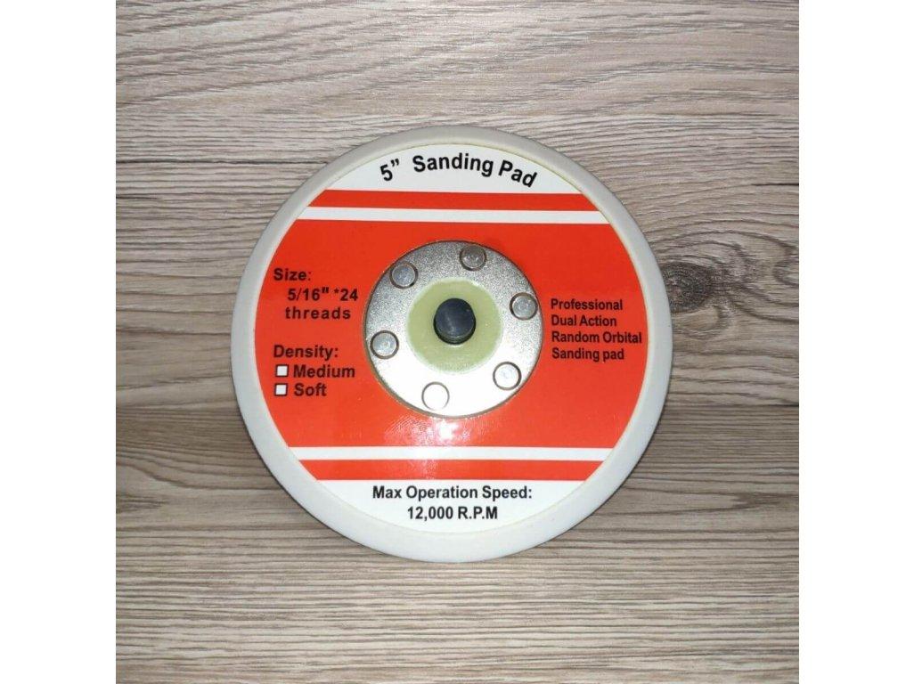 Unášací tanier 125mm pre leštičky Evoxa HDP-10 a HDX-5