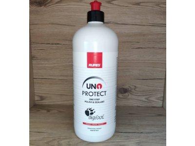 Jednokroková leštiaca pasta Rupes Uno Protect One Step Polish & Sealant 1L